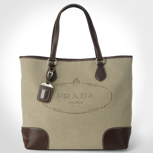 prada cloth bag