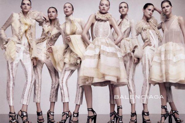 Balenciaga Advertisment