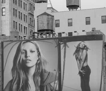 Kate Moss Billboard