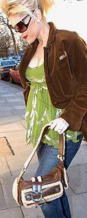 Gwen Stefani Panel Handbag