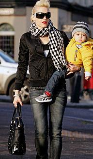 Gwen Stefani Punk Handbag