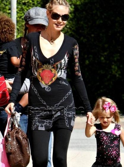 Heidi Klum Kid Leni Chain Handbag