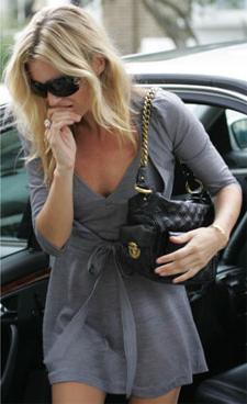 Kate Moss Chain Handbag