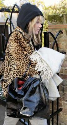 Kate Moss Traveller Bag