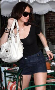 Lindsay Lohan Ruined the Chloe Handbag