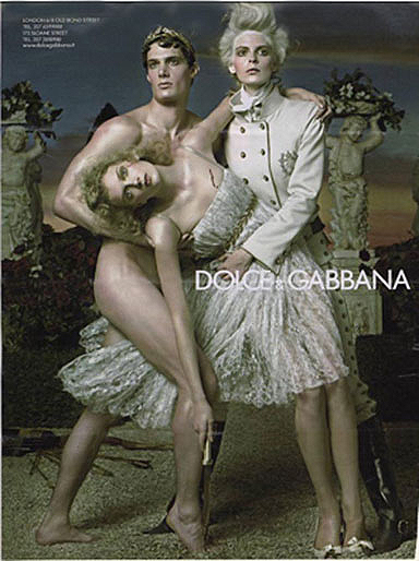dolce and gabbana campaign classicism Dolce & Gabbana Handbags Erase the ...
