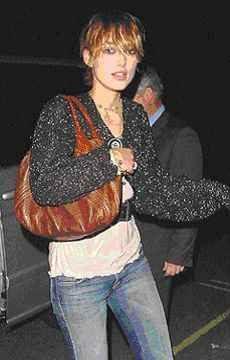 Keira Kknightly Ruined the Fendi Handbag