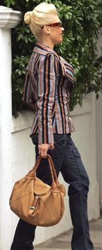 Gwen Stefani Fendi Spy Bag